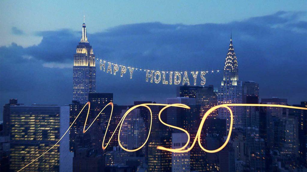 MOSO Studio Holiday card 2016